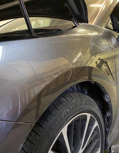 After Honda Dent Removal
